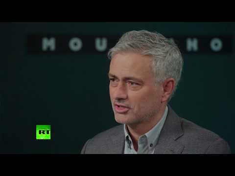 On The Touchline: Jose Mourinho on 1st leg of semi-finals & his predictions (EP 05 PROMO)