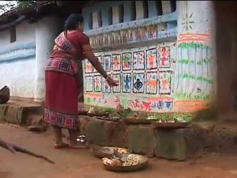 A short film on Sambalpuri Dance (DALKHAI)