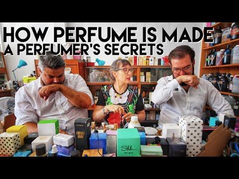 How Perfume Is Made: A Perfumer's Secrets