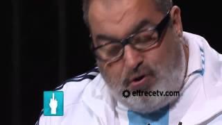 Periodismo Para Todos 2013 - Lanata le contestó a Lázaro Báez en su editorial