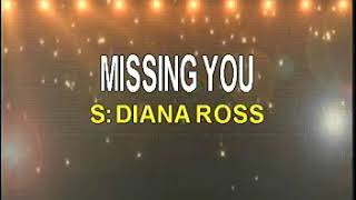 Karaokê Diana Ross Missing you