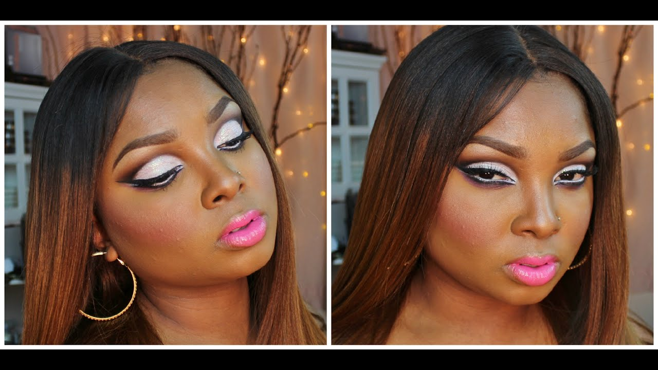 midnight barbie look make up tutorial requested youtube