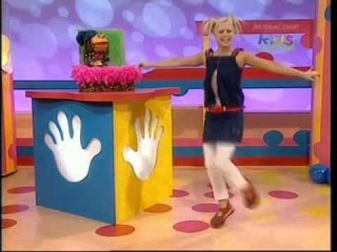 Hi 5 Kellie Can Can Youtube