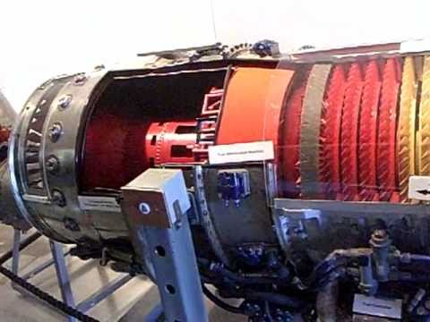 "Westinghouse J46-WE-8 Axial Flow Jet Engine powered Cutlass, Skyknight, Convair,  ""Sea Dart"""