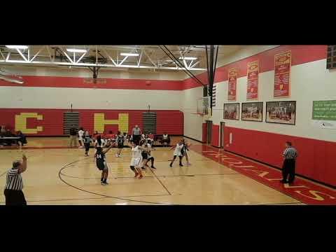 2021 Kamryn Jordan Cincinnati Country Day School