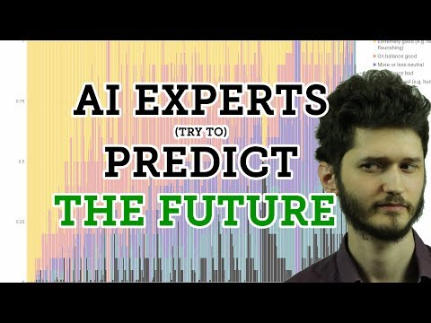 Experts' Predictions about the Future of AI