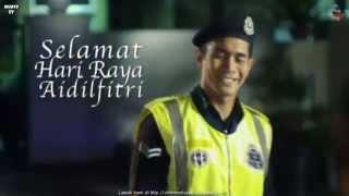 Iklan Hari Raya Aidil Fitri TVC PDRM: Pengorbanan Mereka Yang Berkhidmat Menjaga Keamanan