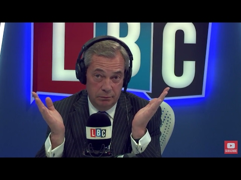 The Nigel Farage Show: 22nd March 2017