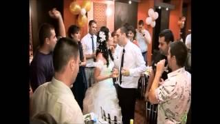Сватба Илиян и Цвети 23-08-2013(съкратено видео)