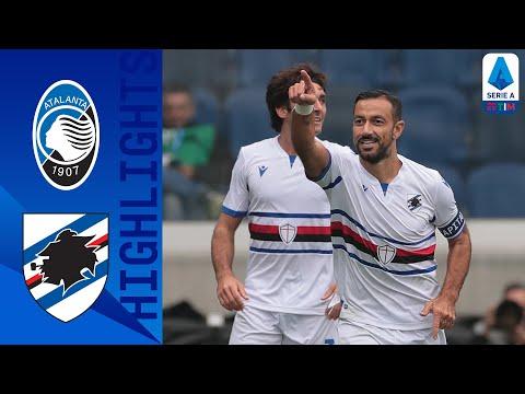 Atalanta 1-3 Sampdoria | La Sampdoria batte l'Atalanta in trasferta | Serie A TIM