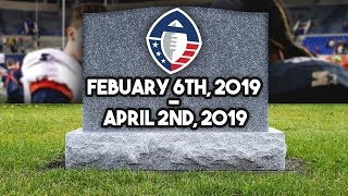 Things that lasted longer than the AAF thumbnail