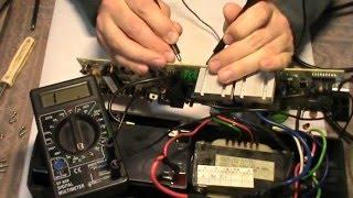 Жөндеу ИБП Powercom BNT 600AP (1-бөлім).