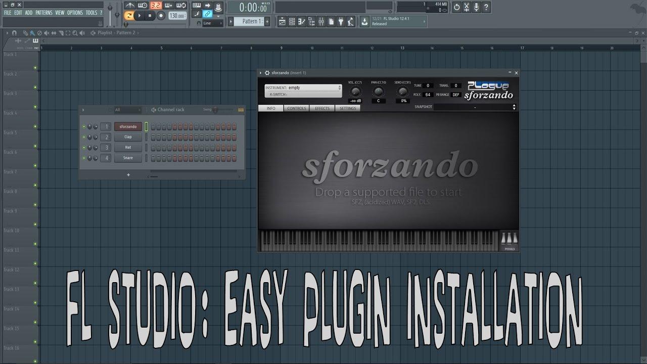 Fl Studio Mac Install Plugins