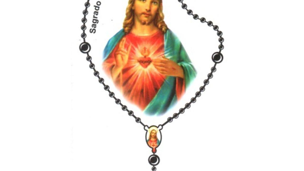 Terço do Sagrado Coração de Jesus - 30/06/2020