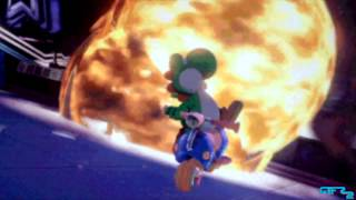 Mario Kart 8 GIFS WITH SOUND EDITION Compilation Wii U 2014  GSW4ALL  Luigi Death Stare Compilation