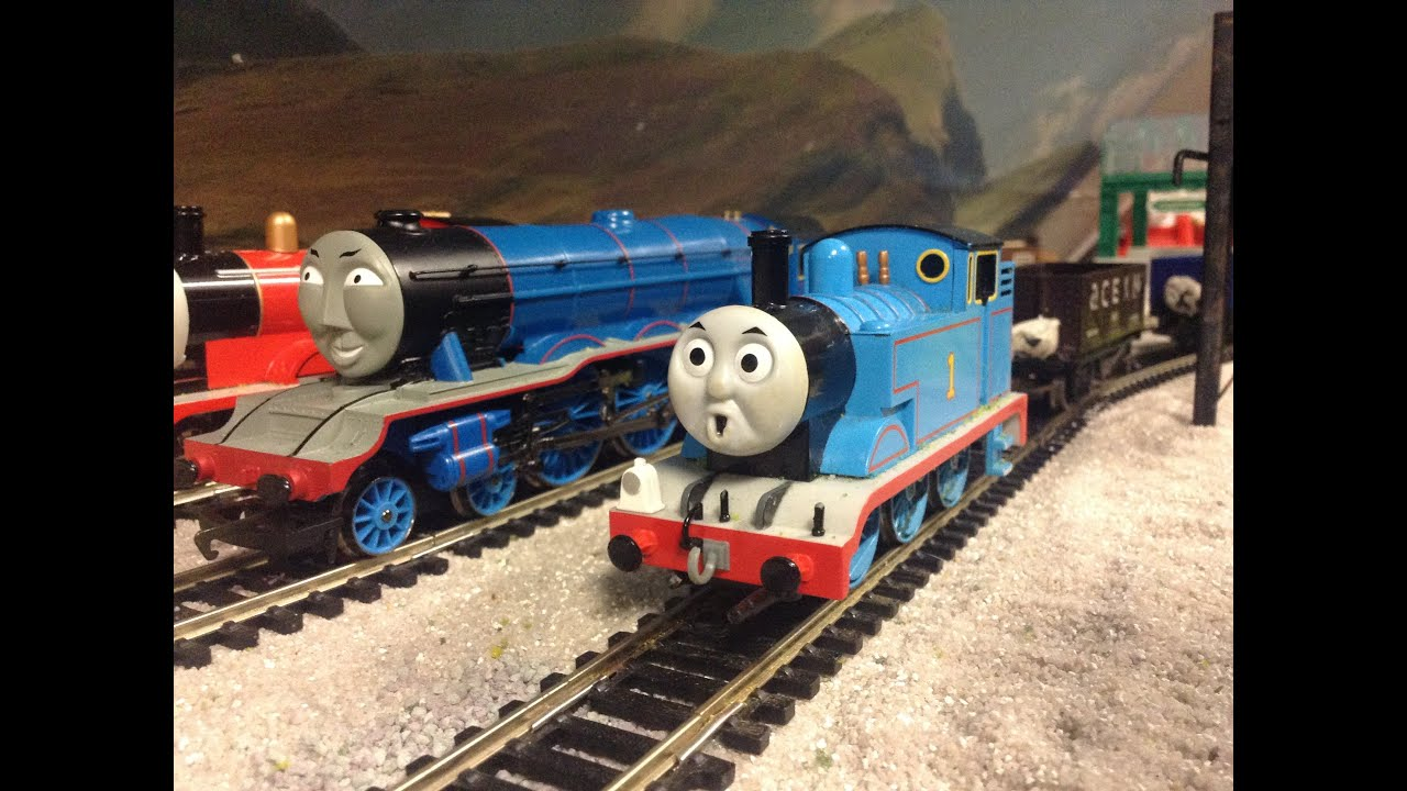 Thomas Magic Railroad James And The Pix - Year of Clean Water