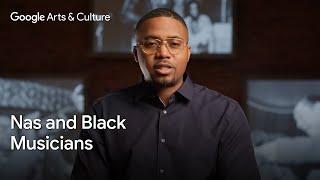 Celebrating Black History with Nas #GoogleArts #BHM thumbnail
