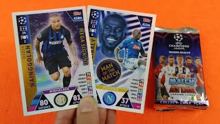 KOULIBALY e NAINGGOLAN! BOX MATCH ATTAX Champions League 2018-19