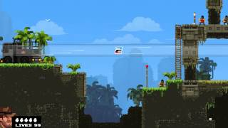 BROFORCE - Mods & Hacks