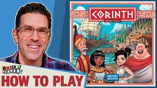 Corinth - How To Play