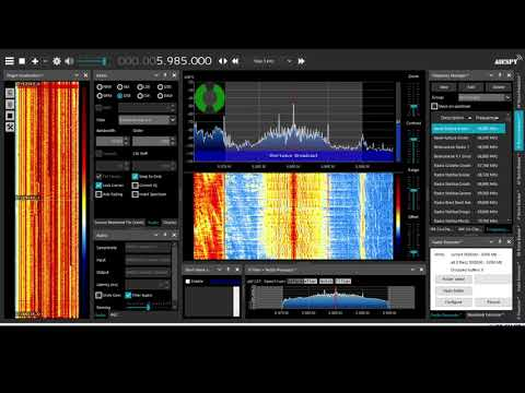 [SW] 5985 kHz - Myanmar Radio, Yangon - sign-off with GREAT signal into Poland, Mar 27 2021