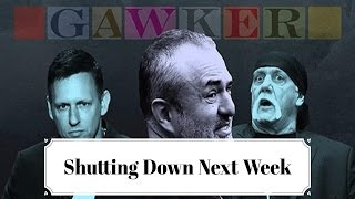 Gawker com To End Operations Next Week After Nearly 14 Years Of Operation