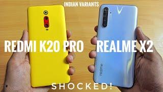 Redmi K20 Pro vs Realme X2 Speed Test Comparison | Shocking Results! 😲
