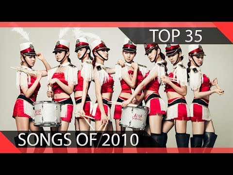 My Top 35 KPOP Songs of 2010