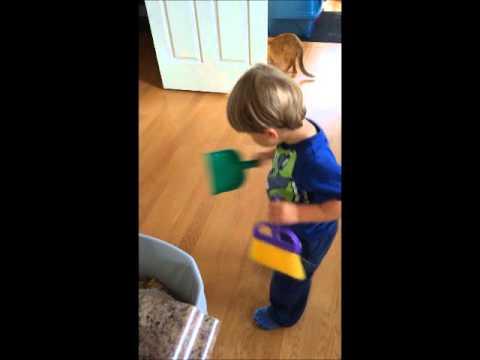 Bubbs Sweeping