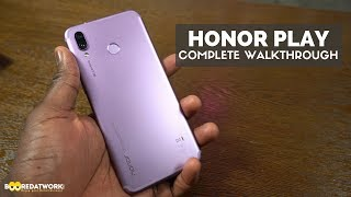 Honor Play Complete walkthrough + Giveaway