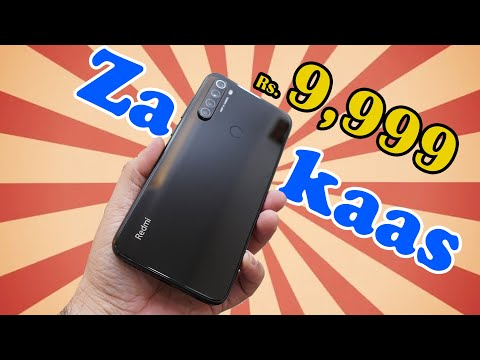 Redmi Note 8 Review - best Smartphone to buy under Rs. 10000?