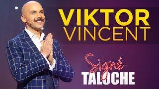 Viktor Vincent (mentaliste) - Signé Taloche