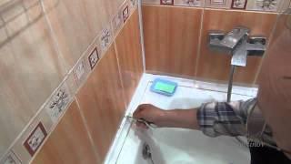 Как устранить протечку между стеной и ванной своими руками(, 2014-11-22T10:30:43.000Z)