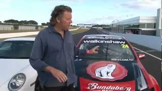 Porsche 911 Turbo v V8 Supercar 2010 | Performance | Drive.com.au