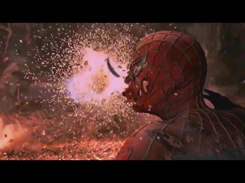 Человек-Паук против Зелёного Гоблина (Человек-Паук 2002) [1080p]