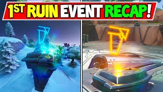 *NEW* 1st RUNE LIVE EVENT RECAP! RUNE MOVING TO LOOT LAKE! MAP CHANGES - Fortnite Battle Royale