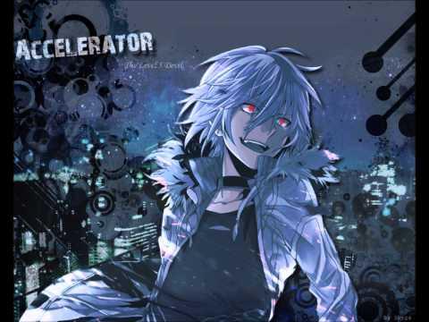 Toaru Majutsu no index - Accelerator Theme