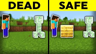 19 Tips That Coขld Save Your Life in Minecraft