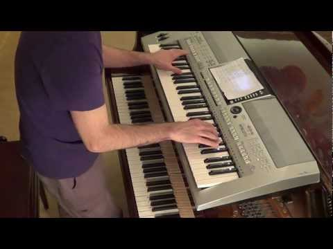 Dj Antoine - Sky is the Limit + Perfect Day + Hello Romance + Bella Vita - piano keyboard LIVE
