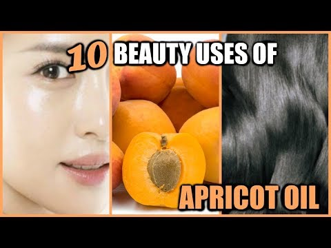 10-beauty-uses-of-apricot-oil-for-skin,-hair-and-more!│anti-aging-glowing-skin-and-long-thick-hair