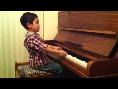 Cool Hand Luke - The Piano Man