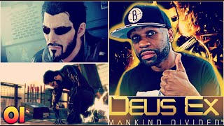 Deus Ex Mankind Divided Walkthrough Gameplay Lets Play  Playthrough Deus Ex Mankind Divided is available on PS4 Xbox One and PC Subscribe Now