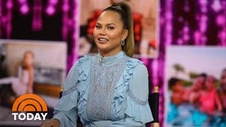 Chrissy Teigen Talks Motherhood, Marriage And Sharing The Love Online | TODAY