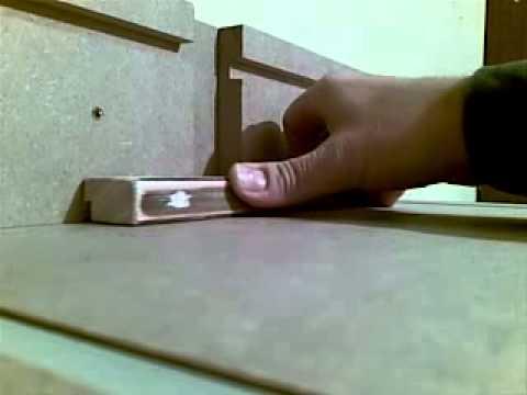 Soltech s r l lavorazione con fresatrice verticale doovi for Banco fresa autocostruito