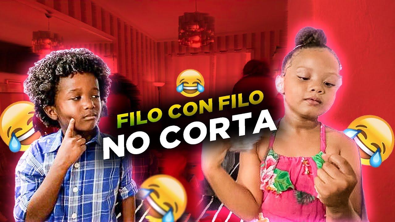 FILO CON FILO NO CORTA - CHELLMY & ROJA