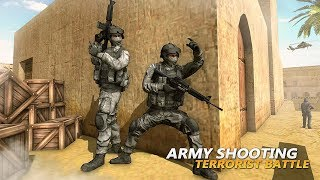 Counter Attack Army Shooting Terrorist Battle (by Thunder games) Android Gameplay [HD]