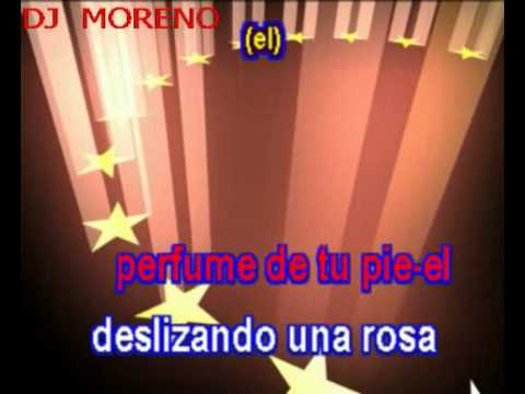 DJ MORENO  KARAOKE LOS ANGELES AZULES
