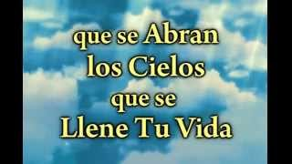 Que se abran los cielos  Pista,,Karaoke - Marcos Yaroides