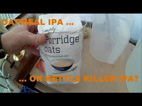 Oatmeal IPA - Brew Day