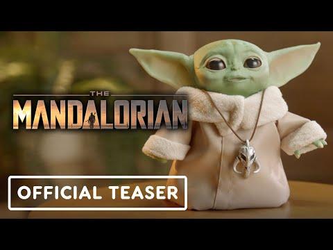 Hasbro's Baby Yoda Animatronic Figure - Official Teaser